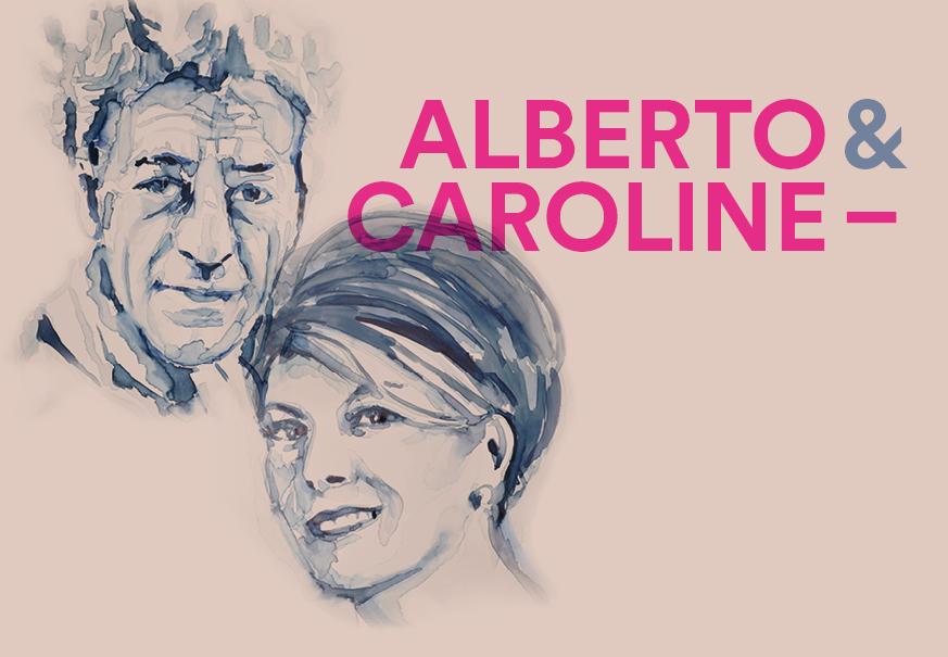 ALBERTO & CAROLINE